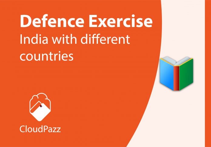 military exercises of india with other countries 2020
