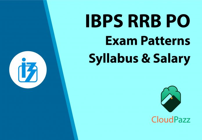 ibps rrb po exam pattern and syllabus salary