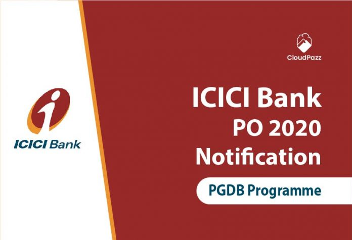 icici bank recruitment 2020 apply online