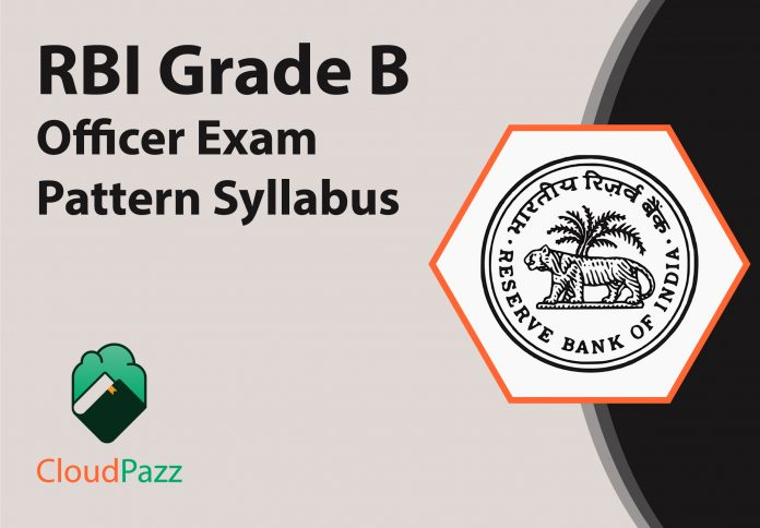 rbi grade b exam pattern and syllabus salary