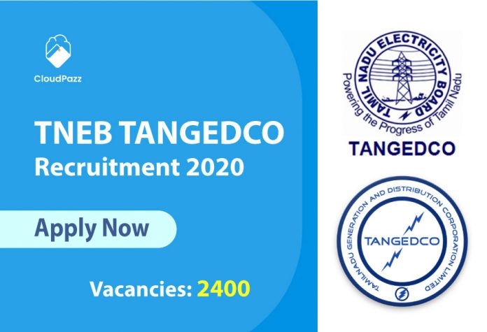 tneb recruitment 2020 apply online