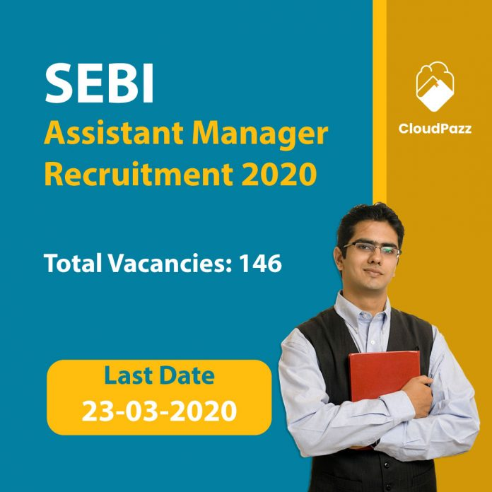sebi assistant manager 2020 notifications